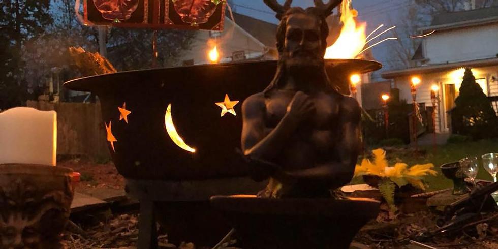 Litha Sabbat Ritual & Potluck