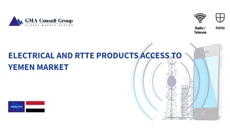 Guide to Electrical and R&TT Equipment Market Access in Yemen