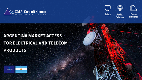 Argentina Market Access for Electrical and Telecom Products