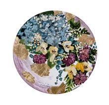 Circle Florals - Small