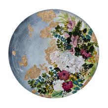 Circle Florals - Medium