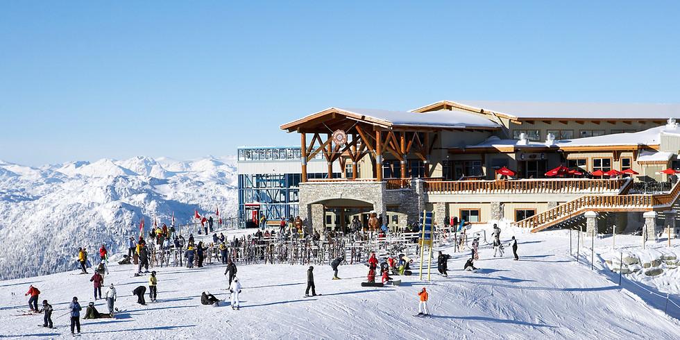 Skiing Weekend