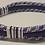 Thumbnail: Halsband purple grey mix