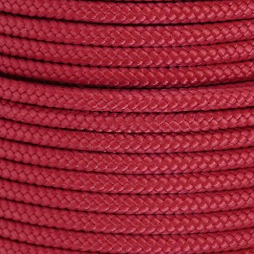 Halsband wine red