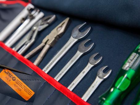 Tools or Treasure