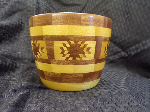 Small Indian Blanket Bowl