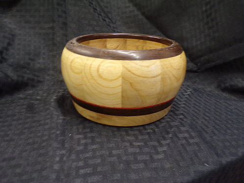 Wooden Candy Dish