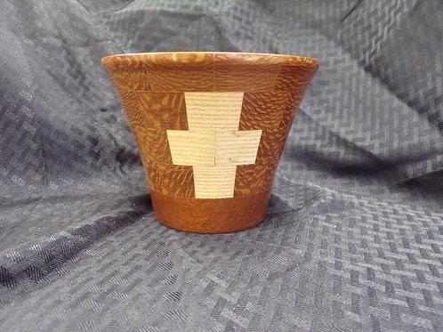 Small Cross Bowl