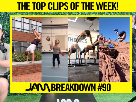 CRAZIEST FLIPS OF THE WEEK | JAM BREAKDOWN #90