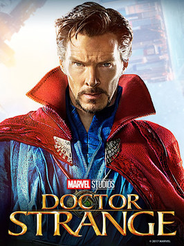 DOCTOR STRANGE (2016) Marvel Studios   PREVIS FIGHT COORDINATOR (Additional Photography)  TO WATCH TRAILER: