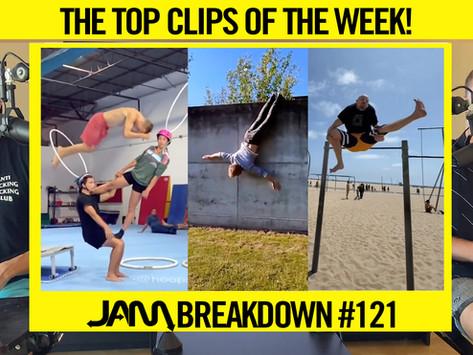 CRAZIEST FLIPS OF THE WEEK | JAM BREAKDOWN #121