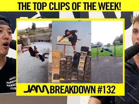 Craziest Flips Of the Week | JAM BREAKDOWN #132