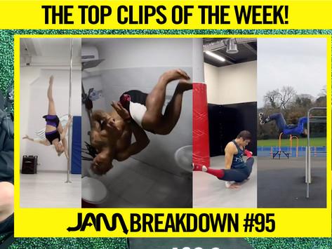 CRAZIEST FLIPS OF THE WEEK | JAM BREAKDOWN #95