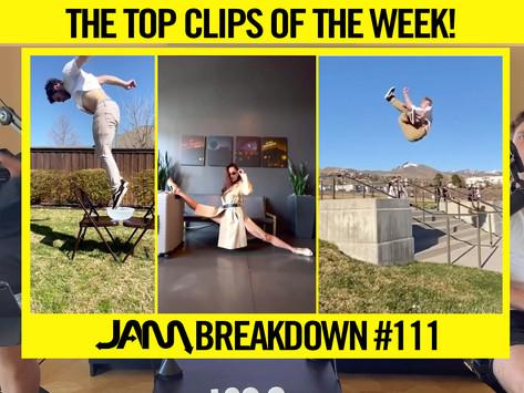 CRAZIEST FLIPS OF THE WEEK | JAM BREAKDOWN #111