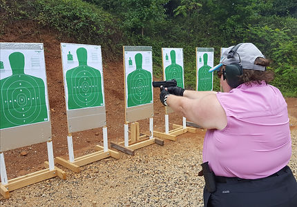 Woman's Only Firearms Training