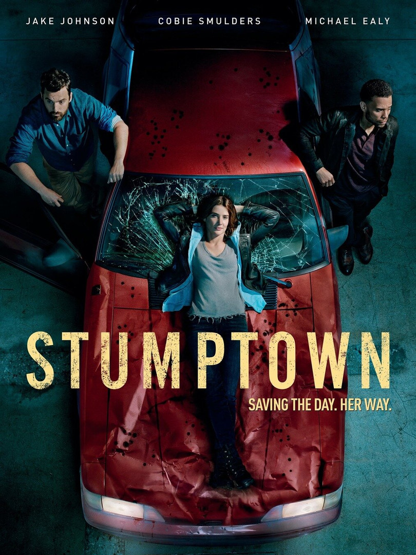 STUMPTOWN (2019-2020) ABC & The District   FIGHT COORDINATOR  TO WATCH TRAILER: