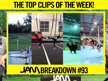 CRAZIEST FLIPS OF THE WEEK | JAM BREAKDOWN #93