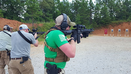 Tactical AR-15 Training