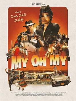 "CAMILA CABELLO + DA BABY - ""MY OH MY"" (2020)  STUNT COORDINATOR  TO WATCH MUSIC VIDEO:"