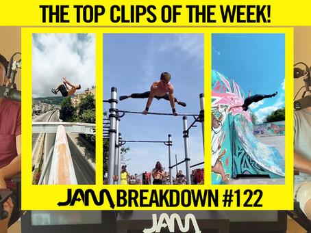 CRAZIEST FLIPS OF THE WEEK | JAM BREAKDOWN #122