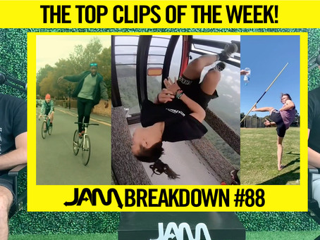 CRAZIEST FLIPS OF THE WEEK | JAM BREAKDOWN #88