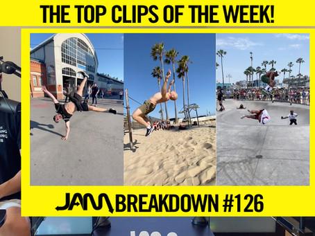 CRAZIEST FLIPS OF THE WEEK | JAM BREAKDOWN #126