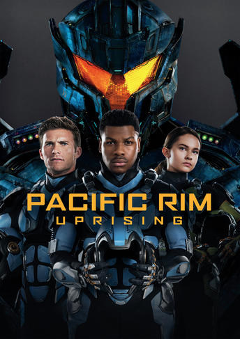 PACIFIC RIM: UPRISING (2018) Legendary Entertainment & Universal Pictures  STUNT COORDINATOR (Additional Photography)  TO WATCH TRAILER: