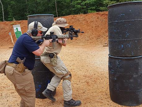 Tactical AR-15 Training in Georgia