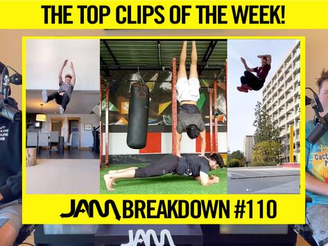 CRAZIEST FLIPS OF THE WEEK | JAM BREAKDOWN #110