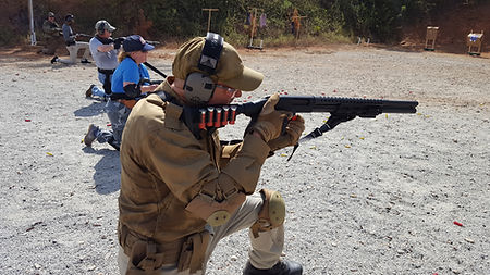 Tactical Shotgun Training in Georgia