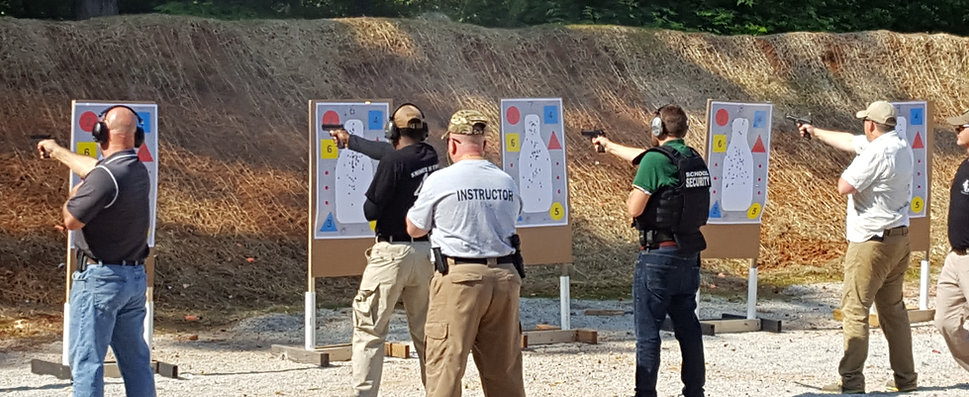 georgia firearms training