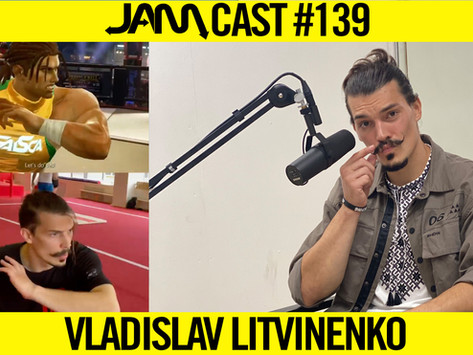 PRO MOVEMENT ATHLETE | JAMCast #139 - Vladislav Litvinenko
