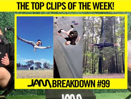 CRAZIEST FLIPS OF THE WEEK | JAM BREAKDOWN #99