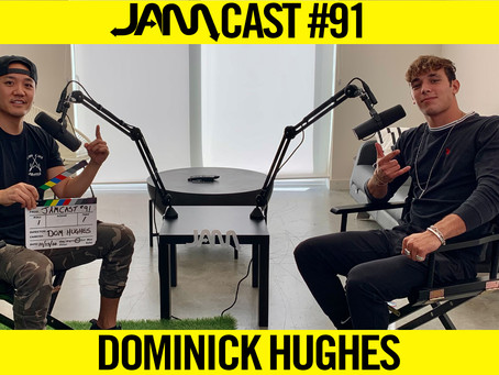 PRO MOVEMENT ATHLETE | JAMCast #91 - DOM HUGHES