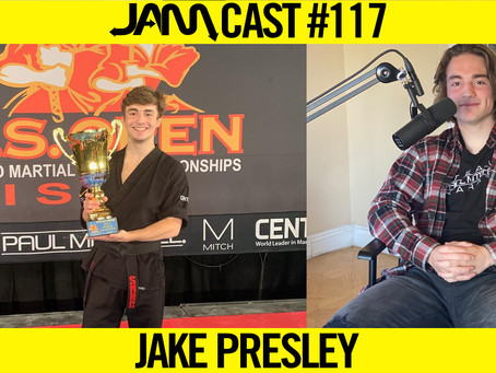 TEAM PAUL MITCHELL TO COLLEGE | JAMCast #117 - JAKE PRESLEY