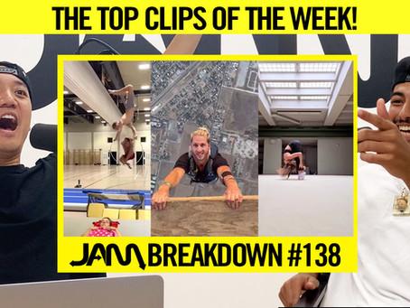 CRAZIEST FLIPS OF THE WEEK | JAM Breakdown #138