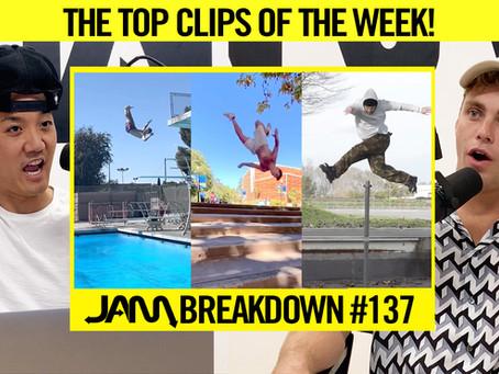 Craziest Flips Of the Week | JAM BREAKDOWN #137