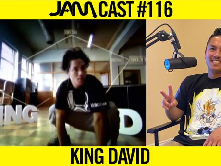 PARKOUR LEGEND | JAMCast #116 - KING DAVID