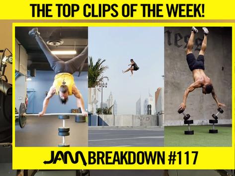 CRAZIEST FLIPS OF THE WEEK | JAM BREAKDOWN #117