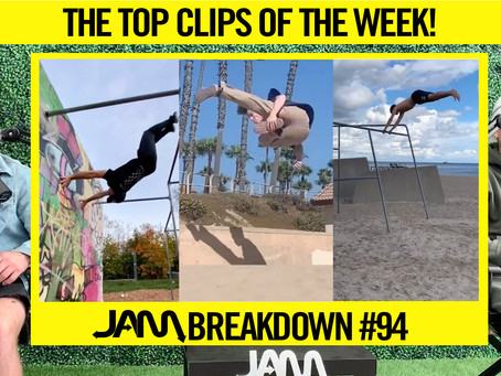 CRAZIEST FLIPS OF THE WEEK - JAM BREAKDOWN #94