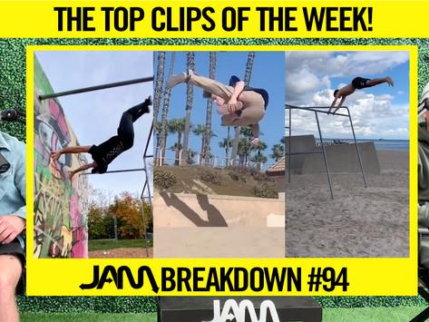CRAZIEST FLIPS OF THE WEEK - JAM BREAKDOWN #94