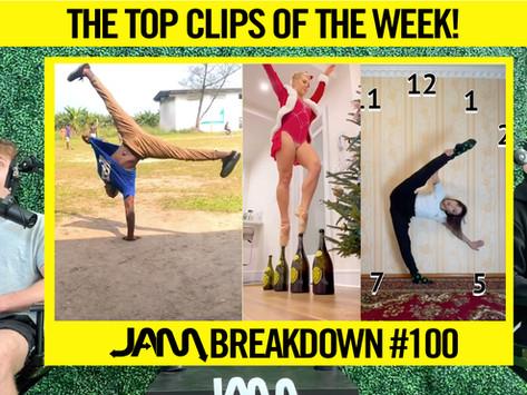 CRAZIEST FLIPS OF THE WEEK | JAM BREAKDOWN #100