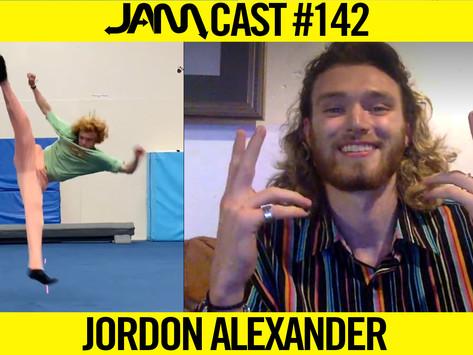 Pro Tricking Athlete | JAMCast #142 - Jordon Alexander