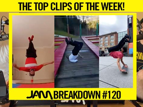 CRAZIEST FLIPS OF THE WEEK | JAM BREAKDOWN #120