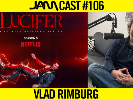 ACTION DIRECTOR & FIGHT COORDINATOR | JAMCast #1 06 - VLAD RIMBURG