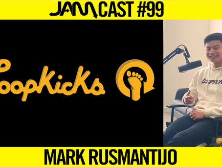 LOOPKICKS TRICKING GYM OWNER | JAMCast #99 - MARK RUSMANTIJO