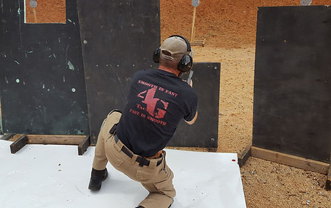 Tactical Handgun Training