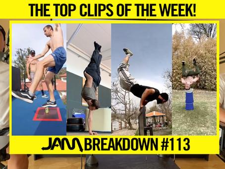 CRAZIEST FLIPS OF THE WEEK | JAM BREAKDOWN #113