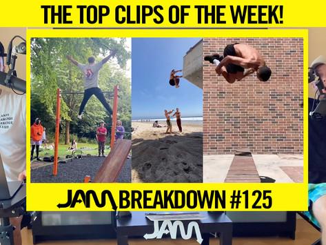 CRAZIEST FLIPS OF THE WEEK | JAM BREAKDOWN #125
