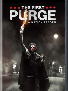 THE FIRST PURGE (2018) Blumhouse Productions  PREVIS FIGHT COORDINATOR  TO WATCH TRAILER: